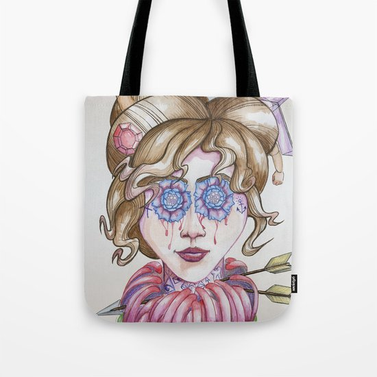 vicorian Tote Bag