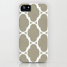Pillow Talk- Grey iPhone (5, 5s) Slim Case