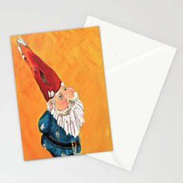 Abstract Study of Gnome Stationery Cards