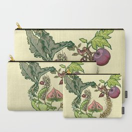 Botanical Pig Carry-All Pouch