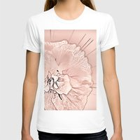 blush T-shirts featuring Blush by Shalisa Photography
