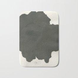 Ink Blotch Bath Mat