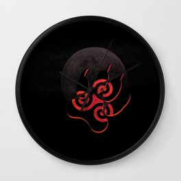 """Teen Wolf-""""There's a Bad Moon on the Rise"""" Wall Clock"""