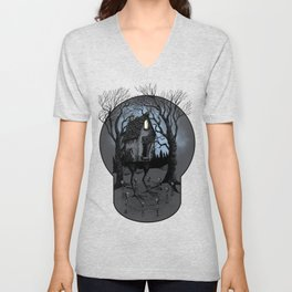 House of Baba Yaga Unisex V-Neck
