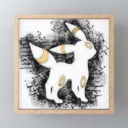 Umbreon Framed Mini Art Print