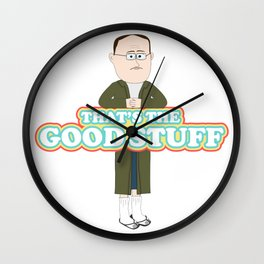Jerry the Time Traveling Pervert Wall Clock