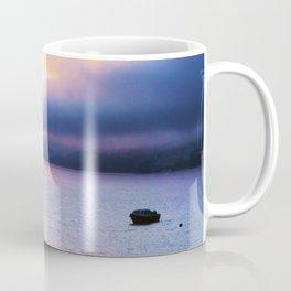 Evening view over Loch Lhinne Coffee Mug