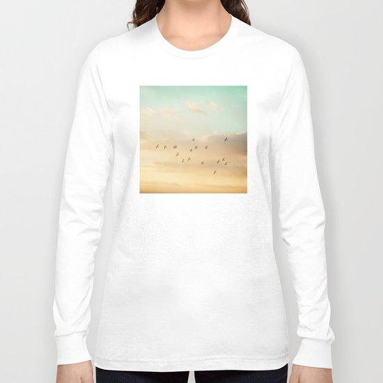 Flock of Seventeen Long Sleeve T-shirt