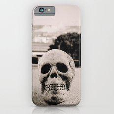 Downtown skull Slim Case iPhone 6s