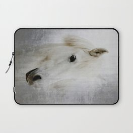 White Horse Laptop Sleeve