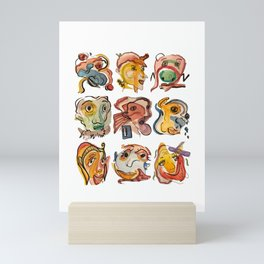Seasonal Depression Mini Art Print