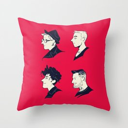 We Are the Fall Out Throw Pillow