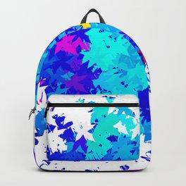 Leaves blobs Backpack