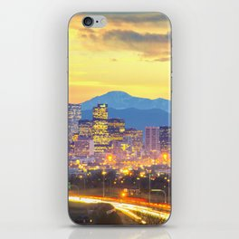 The Mile High City iPhone Skin
