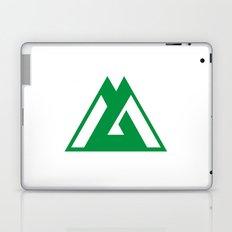toyama region flag japan prefecture Laptop & iPad Skin