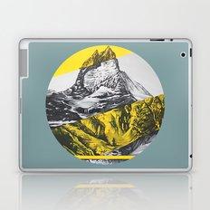 brocken mountain Laptop & iPad Skin