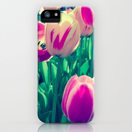 Flowers in Bloom iPhone Case