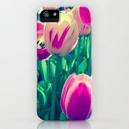 Flowers in Bloom iPhone Case