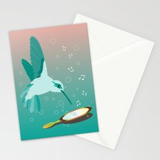 Can You See The Music Stationery Cards