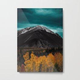Mountain 3 Metal Print