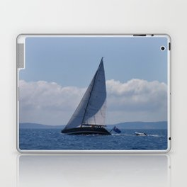 Modern Racing Yacht Laptop & iPad Skin