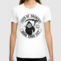 sons of anarchy T-shirts featuring Cats of Anarchy by Dark Lord Pug