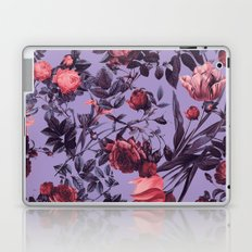 Romantic Floral Pattern Laptop & iPad Skin