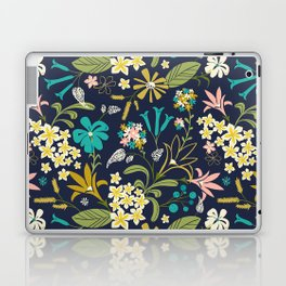 Bella Midnight Laptop & iPad Skin