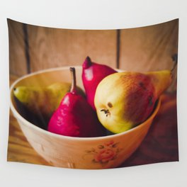 Pears II Wall Tapestry