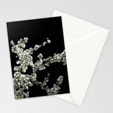Night Blossom Stationery Cards