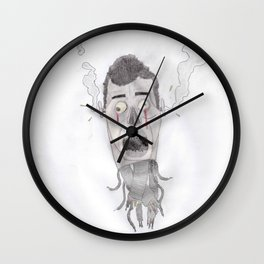 Android head Wall Clock