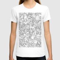 acid T-shirts featuring Acid by Danielle Quackenbush