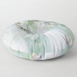 Leaf It Alone Floor Pillow