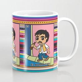 El Borracho Coffee Mug