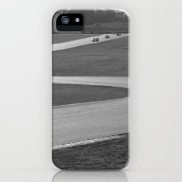 Mallory Park iPhone Case