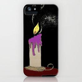 Lady Macbeth iPhone Case