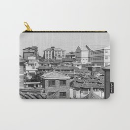 Seoul Rooftops Carry-All Pouch
