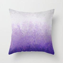 Lavender mist Throw Pillow