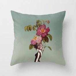 Stranger in Paradise Throw Pillow