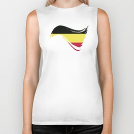 The Flag of Germany I Biker Tank