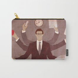 Multitasking Carry-All Pouch