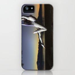 The Art of Flight iPhone Case