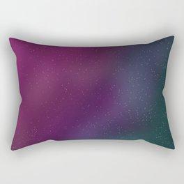 Galaxy Nebula Space Art Rectangular Pillow