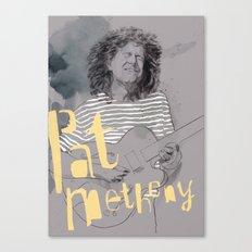 pat metheny Canvas Print