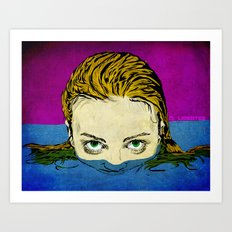 Mashhh Art Print