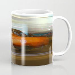 Night Slalom - Datsun 1200 Coffee Mug