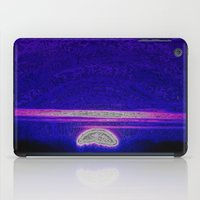 moonrise iPad Cases featuring Moonrise by RingWaveArt