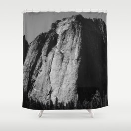 El Capitan II Shower Curtain