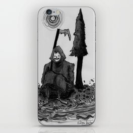 need a break iPhone Skin