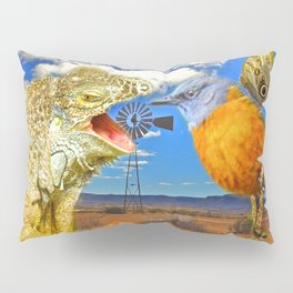 Tourists in Namaqualand Pillow Sham
